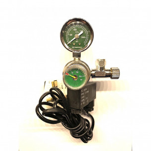 Co2 regulator. HSL Pro-3 electronic control