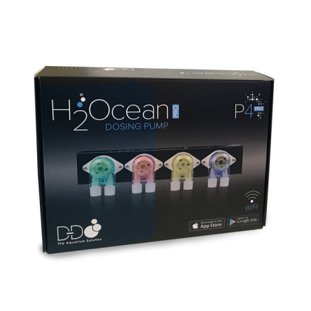H2Ocean 4 Kanal Dosierpumpe Pro