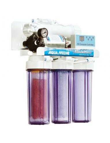 Aqau Medic platinum line plus ca. 380 Liter am Tag Osmoseanlage