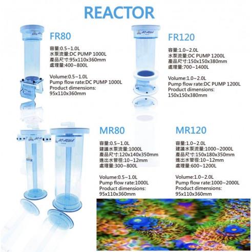 HCF 120 Wirbelbettreaktor