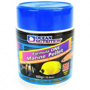 Ocean Nutrition Formula1 Marine Pellet 100g Small