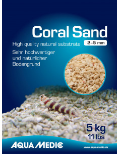 Aqua Medic Aqua Medic Coral Sand 2 - 5 mm 10 kg Beutel