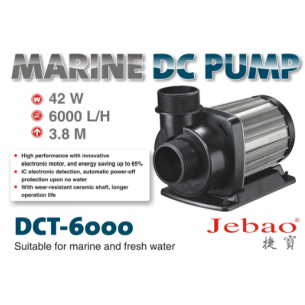 Jebao DCT-4000 ECO mit Controller