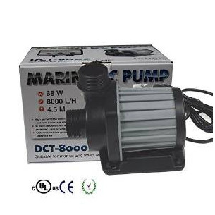Jebao DCT-8000 ECO mit Controller